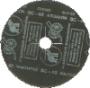 Φίμπερ Λείανσης APOLLON 115mm No24