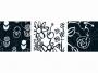Ατοκολλητες  Αφισες 39091 Raffi Black & White