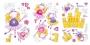 Ατοκολλητα Τοιχου 60376 Magical Fairy Pink